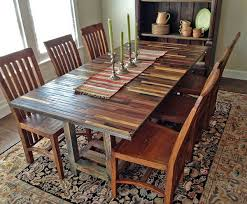Fabulous Effects Of Reclaimed Wood Dining Table Http - Barnwood kitchen table