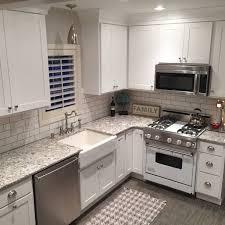 Contemporary Kitchen Cabinet Knobs Kitchen Cabinet White Cabinets Beige Backsplash Kitchen Cabinet