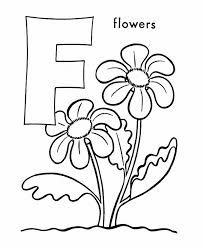 words of f letter kids free alphabet coloring pages farmer
