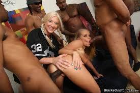 Blacks on Blondes creampie|Visit BlacksOnBlondes.com ...