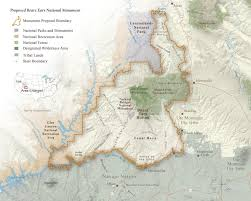 Canyonlands National Park Map Maps Grand Canyon Trust
