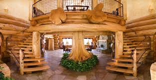 luxury log home interiors kyprisnews