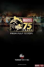 Marvel 75 Years: From Pulp To Pop (TV)