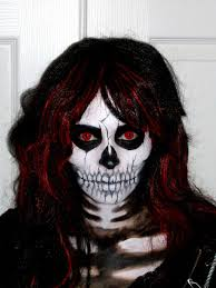 Skeleton Makeup For Halloween by Halloween Makeup Skeleton Halloween Makeup Beautiful Makeup