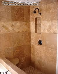 Bathroom Tile Installation by Best 25 Travertine Shower Ideas Only On Pinterest Travertine