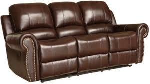 torino leather power reclining sofa brown art van furniture