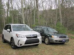 2014 subaru forester today u0027s compact crossover was mid size in
