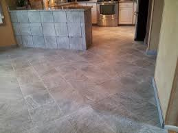 types of kitchen flooring ideas cheap tile and wood floor unique