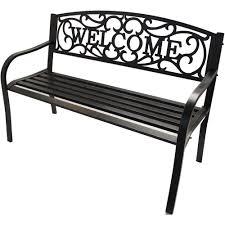 Buddy Home Furniture Better Homes And Gardens Welcome Garden Bench Walmart Com