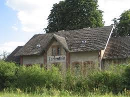 Zerrenthin railway station