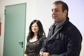 Il Sindaco di Concamarise Cristiano Zuliani e il Presidente de Il Salice Giallo Alice Scarmagnani - _MG_5201_rid