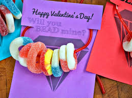 kids u0027 craft candy necklace valentines hgtv