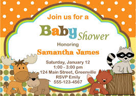 Free E Card Invitations Design Cowboy Baby Shower Invitations