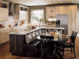 Mesmerizing Kitchen Island Dining Table Combo  For Rustic Dining - Table in kitchen