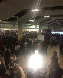 Gautrain apologises for OR Tambo  Sandton route disruptions   News   People stranded after one of the Gautrain lines is halted   Rob Byrne  Twitter