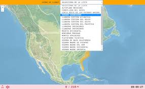 Sierra Madre Occidental Map Interactive Map What U0027s The Name Relief Of North America Mapas