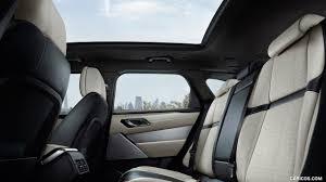 2018 range rover velar interior rear seats hd wallpaper 80