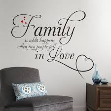 28 wall decor stickers quotes vinyl wall decals family wall decor stickers quotes aliexpress com buy family in love home decor creative