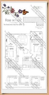 East Wing Floor Plan by Gramercy Park Condos Home Leader Realty Inc Maziar Moini Broker