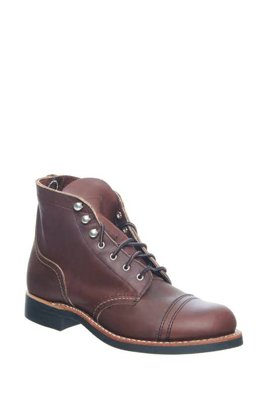 Red Wing Heritage Iron Ranger 6-Inch 3365 Amber Harness Boots 03365