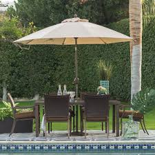 Ace Hardware Patio Umbrellas by Patio Setting Your Patio Decoration With Lowes Patio Umbrella