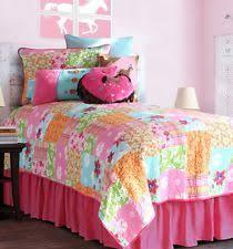 Girls Horse Bedding Set by Girls U0027 Cotton Blend Horses Bedding Ebay