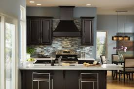 Top Of Kitchen Cabinet Decor Ideas Simple Chocolate Kitchen Cabinets Decoration Ideas Collection Top