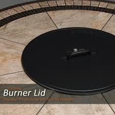 Fire Pit Burner by Agio Estella Gas Fire Pit