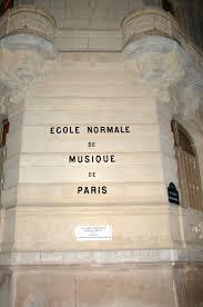 École Normale de Musique de Paris