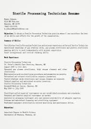 Sample Resume Objectives For Job Fair by Diet Technician Cover Letter