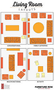 Furniture Setup For Rectangular Living Room Best 25 Family Room Layouts Ideas That You Will Like On Pinterest