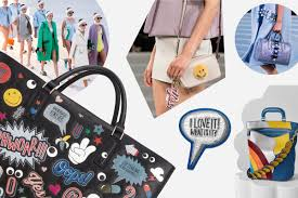 anya hindmarch on handbags style notes harrods com