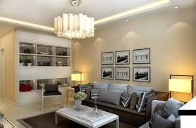perfect modern living room lighting with room hidden lighting
