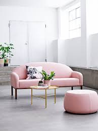 Pink Sofa Bed by 12 Times A Pink Sofa Made The Room U2013 Design Sponge