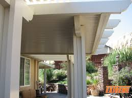 Outdoor Covers For Patio Furniture Exterior Design Simple Alumawood Patio Cover With Patio Furniture