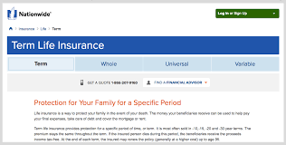 Usaa Power Of Attorney by Nationwide Insurance Review Quote Com