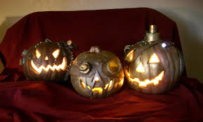 how to look scary for halloween steampunk your halloween with these creepy steampunk decorations