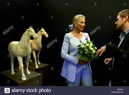 princess michael of kent in moscow she visited home decor stock