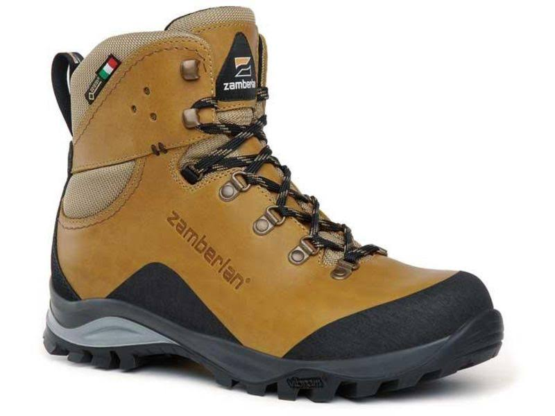 Zamberlan Marie GTX RR Hiking Boots Waxed Camel Medium 9.5 0330CMW-Medium-9.5
