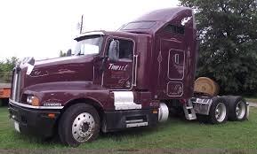 2011 kenworth trucks for sale 1993 kenworth t600 semi truck item a4098 sold september