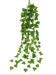 Decorative Garlands Home by Artificial Garden Green Plant Hanging Vine Plant Leaves Garland