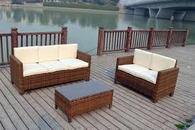 Wicker Outdoor Furniture Sets by Rattan Wicker Outdoor Garden Furniture Set U2013 Uk Leisure World