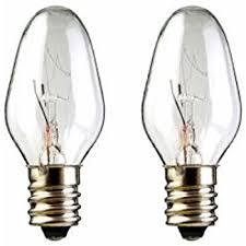 10 pack 15 watt bulbs for scentsy plug in nightlight warmer wax