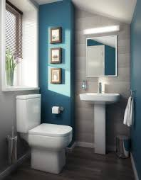 Bathroom Idea Images Colors Colours Cloakroom Downstairsloo Blue Aqua Styling Homedecor