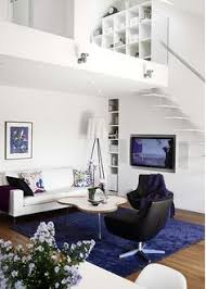 Modern Living Room For Apartment This Plus That U003d My Dream House 25 Photos Lofts Doors And House