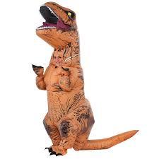 care bear halloween costumes jurassic world kids t rex inflatable costume buycostumes com