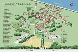G Map Map And Directions Principia College