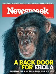 Newsweek     s racist and misinformed Ebola cover story  say some Humanosphere