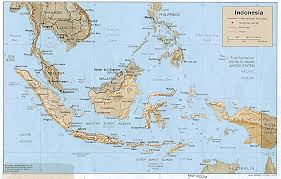 Southeast Map Of Southeast Asia