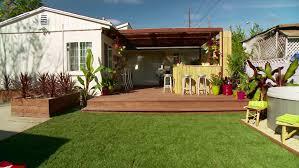 landscaping ideas and hardscape design hgtv